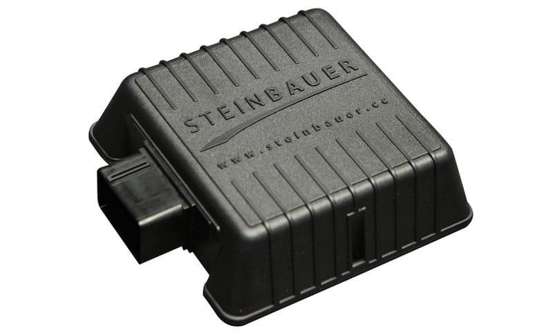 Блок мощности Steinbauer, с фирменным лого