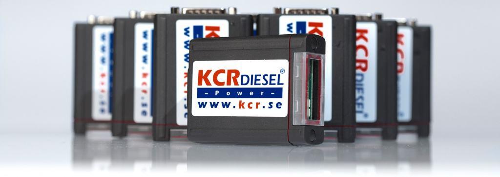 Модуль мощности KCR