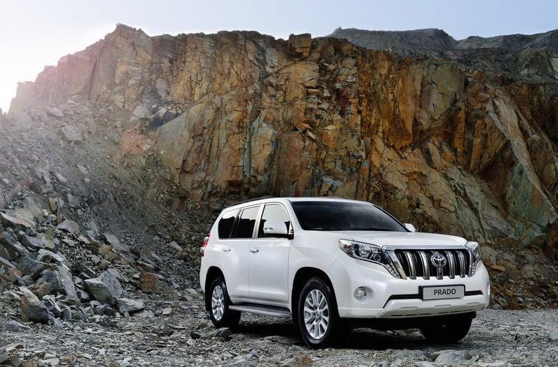 Toyota Hilux Toyota Land Cruiser получили пакеты мощности