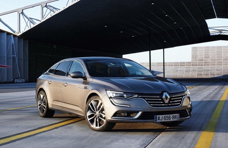 Renault Talisman - смелый рывок от Рено