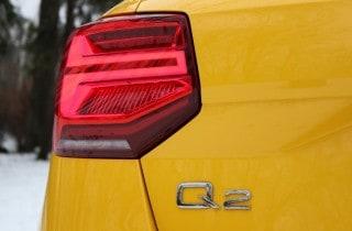 Взрослый малый — чип тюнинг Audi Q2