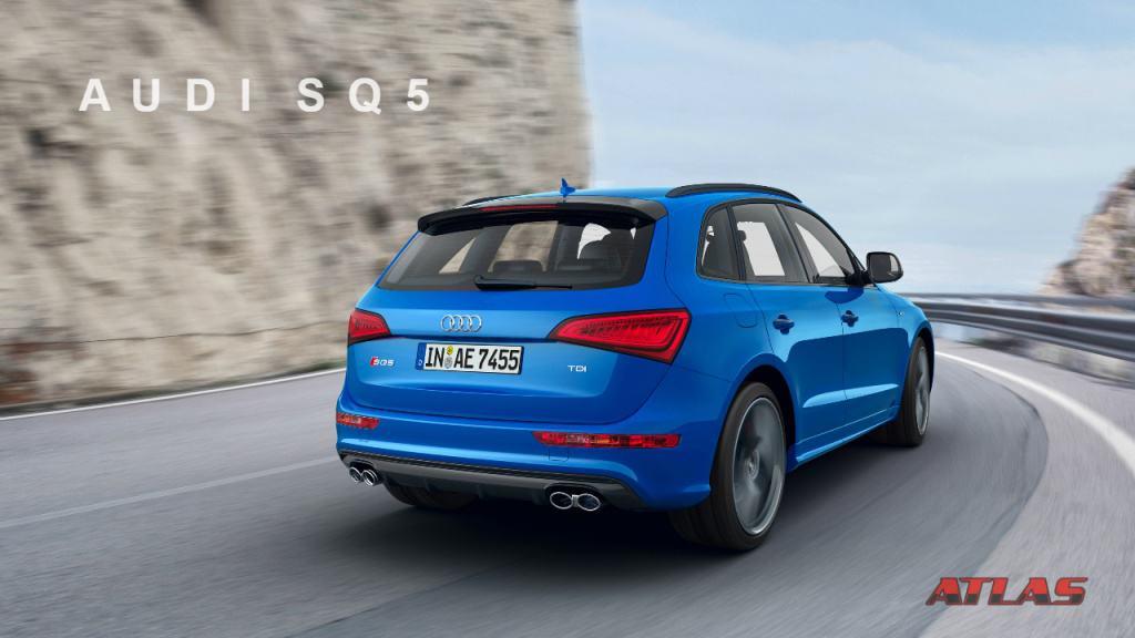 Как добавить дополнительные плюсы к Audi SQ5