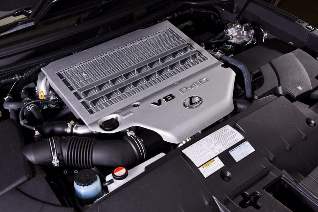 Большой обзор тюнинга двигателя Lexus LX 450d