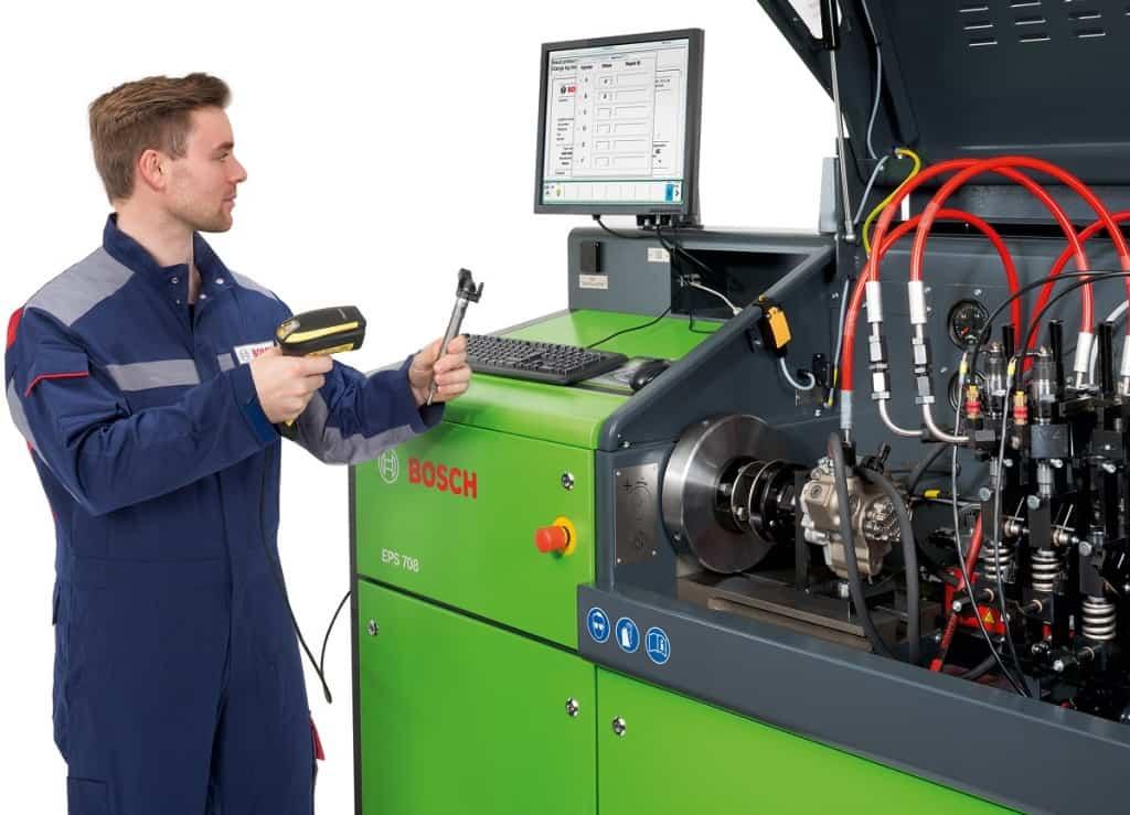 Дизельный двигатель и ремонт дизельных двигателей - Bosch QualityScan