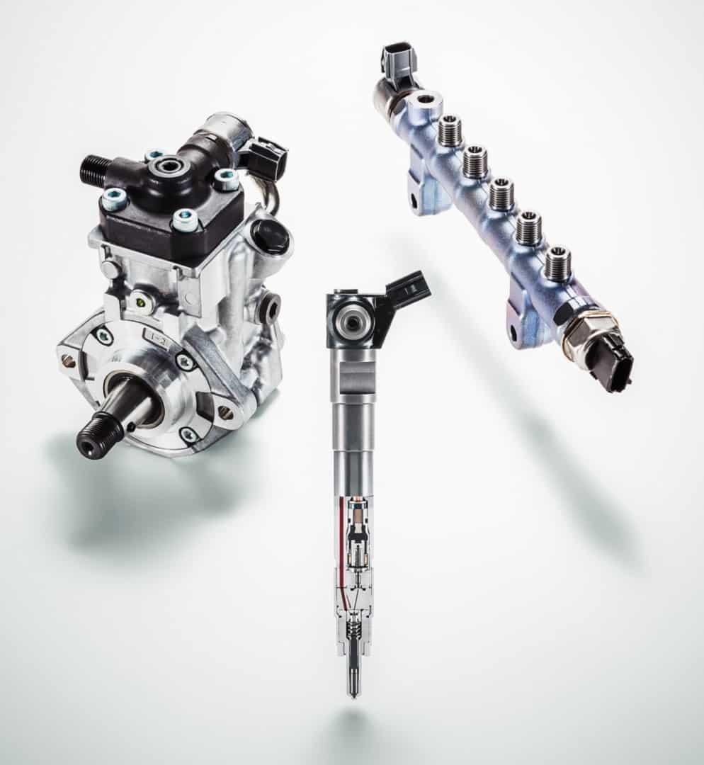 Дизельный двигатель и ремонт дизельных двигателей - элементы