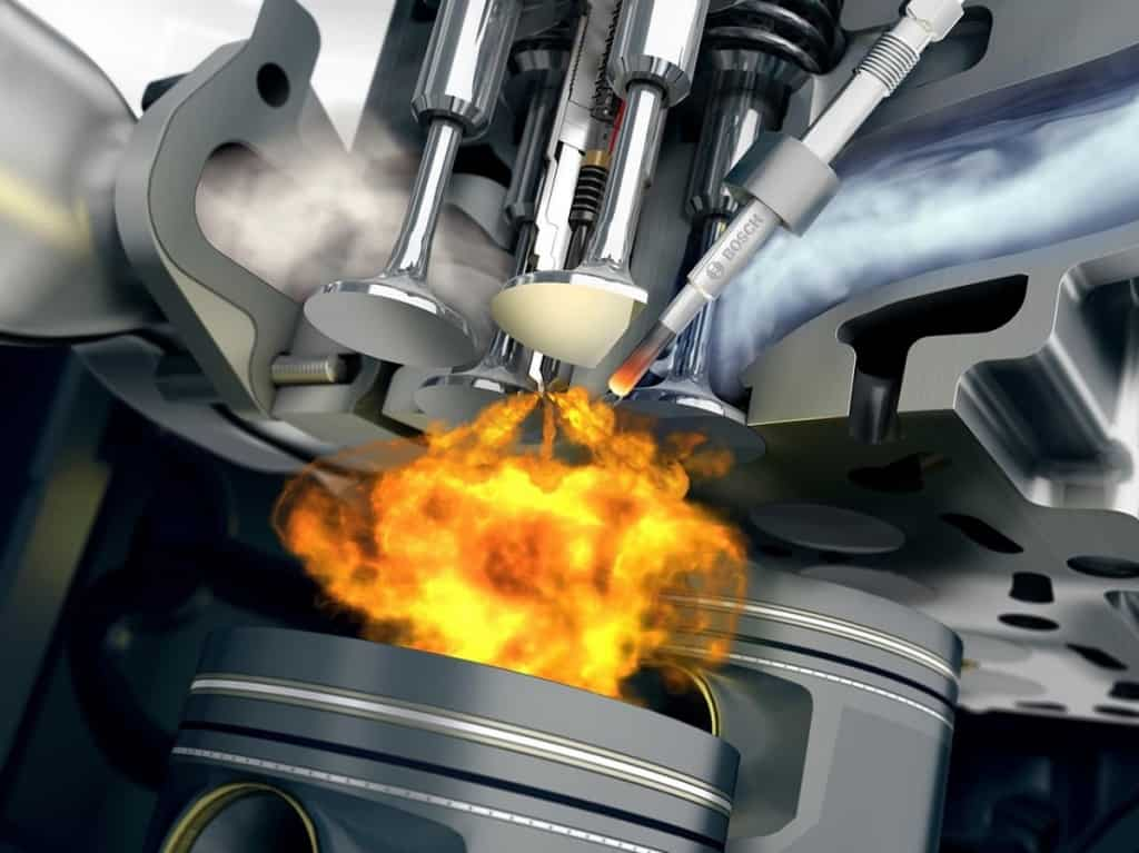 Дизельный двигатель и ремонт дизельных двигателей