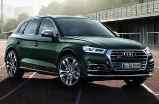 Как пришпорить новую Audi SQ5 2017