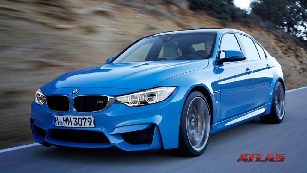BMW M3 и BMW M4 будут гораздо мощнее