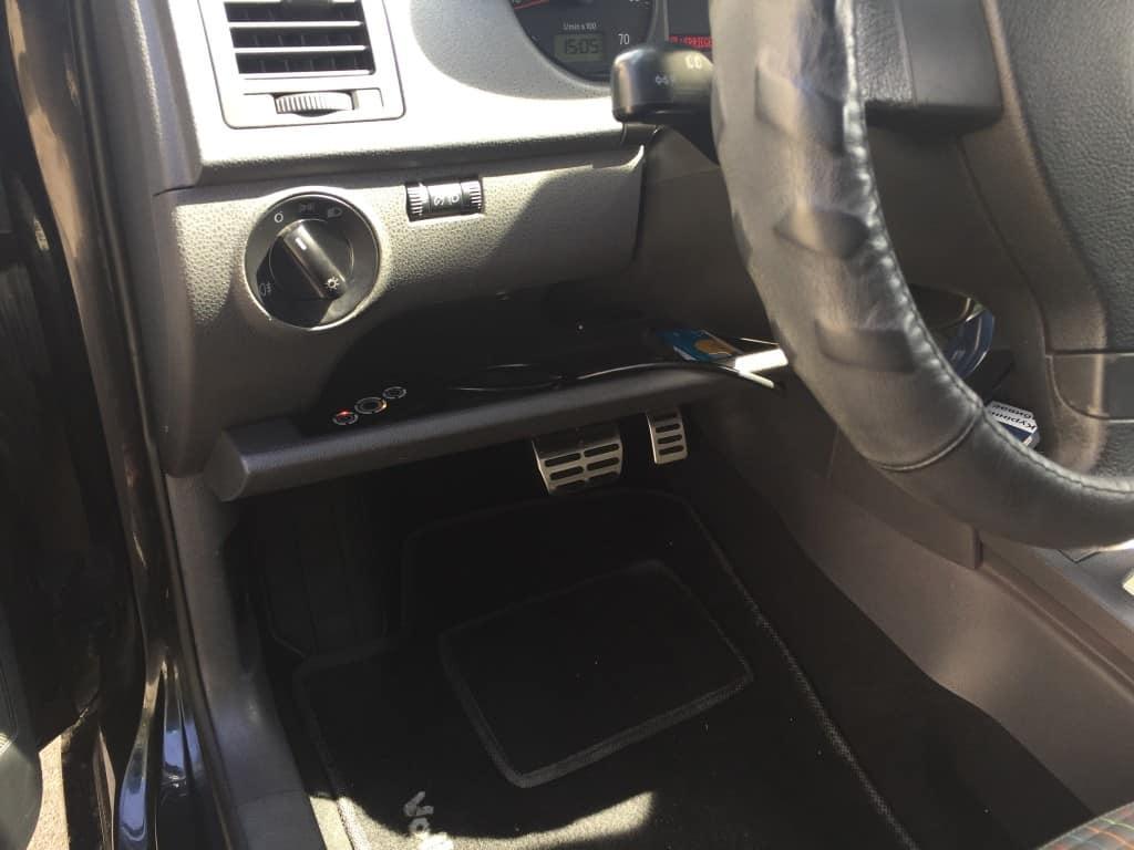 Отзыв Пегас-бустер на VW Polo