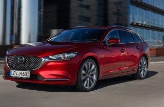 Что можно ожидать от новой Mazda 6 new — тюнинг моторов